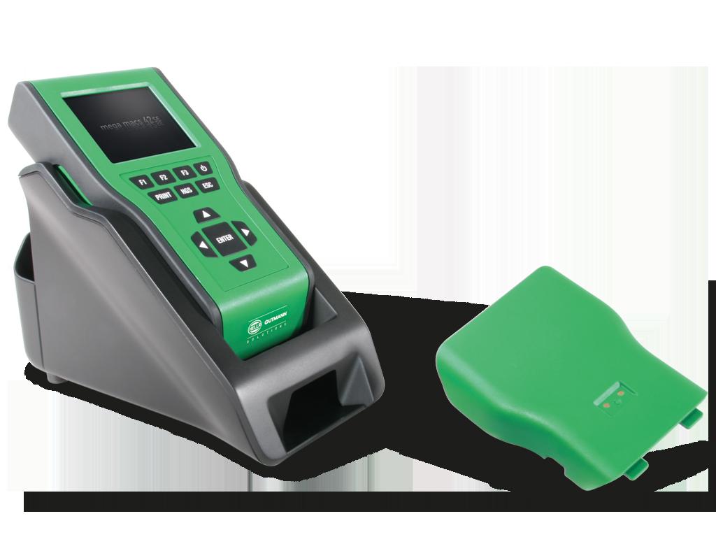 mega macs 42 SE avec station de charge