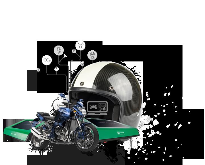 Kraftpakete für Zweiräder